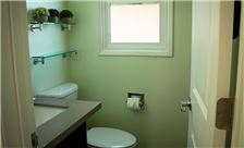 Bathroom And Shower Area