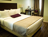 Travelodge Palo Alto, California Queen Size Bed